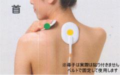 家庭用低周波治療器、テンズ21、脊髄通電